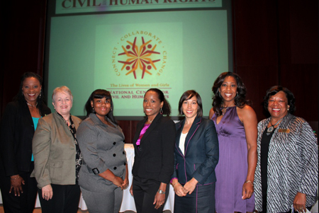 Dr. Carla Featured Speaker at National Center for Civil and Human Rights Panel on Women & Girls